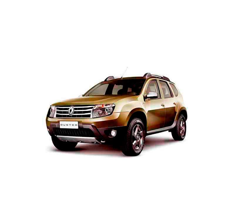 Renault Duster 2010 -